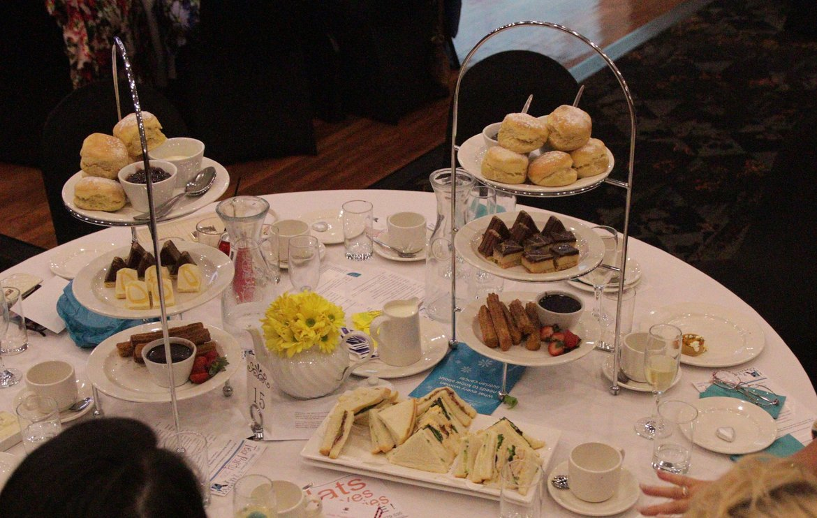 SOC High Tea